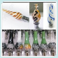 Cheap Replaceable Flower Glass tankatomizer Best 3.0ml Glass Flower Glass atomizer