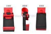 Wholesale 100pcs a Multifunctional Portable Car Steering Wheel mobile phone Holder Mount Clip Buckle Socket