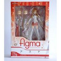 anime products online - 2Pcs set CM Anime Sword Art Online Kirito kirigaya kazuto Yuuki SAO PVC Action Figure Collection Model Toys WJ090