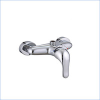 Wholesale concealed thermostatic mixer thermostatic bath shower taps brass Bathtub faucet Hot and cold shower mixing valve J14684