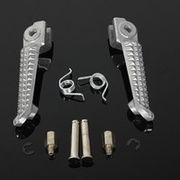 Wholesale Chrome Footrest Foot Pegs Front Left Right For Yamaha YZF R1 R6