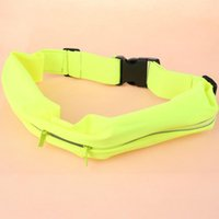 Wholesale 1pc Outdoor Sports Travel Waistbag Riding Stylish Waist Packs Waterproof Fishing Waistbag colors