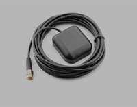 Gps Antenna outdoor tv antenna - GPS external outdoor antenna for car with RG174 M SMA male connector with dbi with frequency mhz with PE bag packing