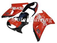 aprilia race fairings - RS250 Bodykit For Aprilia RS RS Racing RS250 Fairing Orange Blue