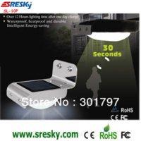 Wholesale 16 LED solar light PIR motion sensor waterproof IP65 wall garden yard solar light yard solar light