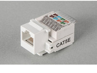 amp connectors - RJ45 Tool Free Keystone Jack AMP type RJ45 Module Cat5e Information Outlets Cat e Networking Jack Modules