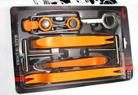 al por mayor saque los componentes internos-Car RV Panel Trim Audio Estéreo Dash Reposicionamiento Molding Eliminar Instalar Pry Tools