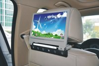 Cheap 9 inch high quality headrest Best high quality car dvd Player