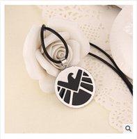 eagle pendant - new fashion Marvel Agents of Shield S H I E L D Eagle Logo Necklace Pendant L00250