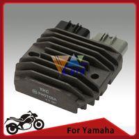 Wholesale Black Regulator Rectifier Motorcycle Voltage for Yamaha XV19C Stratoliner XV17A Road Star FZ1000 FZ1 YZF R1 XVS950 V Star order lt no t