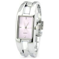 bangles the band - 5 Colors Rectangle steel band female clock Woman Watch Lady Bangle Bracelet quartz Wrist watch Relogio