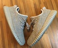 Wholesale Kanye West Yeezy Boost Men s Shoes Running Sneakers for Men Pirate Black Moonrock Oxford Tan Size US