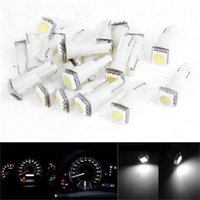 Wholesale New Arrival Hot Sale Popular High Quality T5 SMD LED Light Lamps Car Clearance Lights