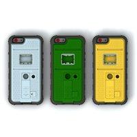 cigarette lighter case - Lighter phone case for Apple Iphone6 inch back cover luxury skin Camera Bracket Cigarette lighter bottle Opener