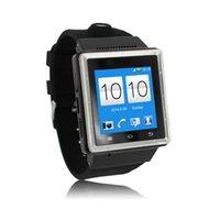 Wholesale S6 Bluetooth Smart Watch phone camera watches dual core smart wear Dai Anzhuo