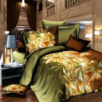 duvet cover - 2016 hot D bedding set queen king size bedding set linen include ployester bed sheets bed set home textile duvet cover set quilt cover pc