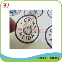 beauty product labels - Customized printing high quality adhesive label sticker for beauty products
