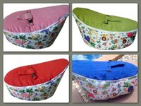 bean bag chair pattern - 50pcs Baby Bean Bag Sofa Chair Cover Soft Snuggle Bed Two Top Covers and one with Harness Strap ovely pattern mix order anmial pattern