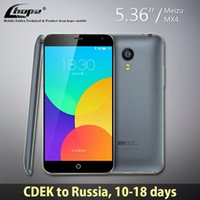 Wholesale Original Meizu MX4 M461 G LTE Cell Phone MTK6595 Octa core quot GB RAM GB IPS OTG MP Camera mAh Flyme
