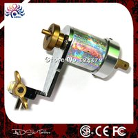 Wholesale Best Sale Eletric Polished Rotary Tattoo Machine for Permanent Body Beauty Tattoo Guns Rotary Tattoo Machine