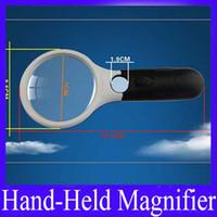 Wholesale Handheld Magnifier Magnifying Big Glass Lens Reading MOQ