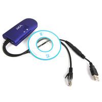 achat en gros de dreambox xbox-Nouveau adaptateur USB sans fil WiFi Réseau pour XBOX PS3 Dreambox Vonets Dongle BridgeUSB # L0192459
