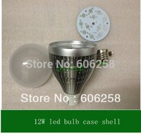 antique lamps parts - DIY W E27 LED Light Accessories CASE shell cover for LED bulbs Light lamp parts