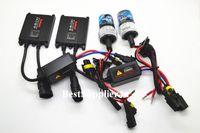 achat en gros de kits ampoule hid d2s-HID Kit AC H1 H3 H4 H7 H8 H9 H10 H11 H13 9005 9006 D2S Ballast électronique mince CA à simple ampoule