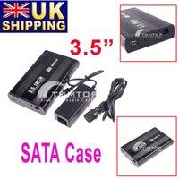 best hard disk enclosure - UK Stock To UK Best Selling inch USB HDD SATA Hard Disk Drive Enclosure quot Case UPS order lt no t
