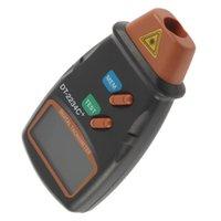 Wholesale 1set Digital Laser Tachometer RPM Meter Non Contact Motor Speed Gauge Revolution Spin Hot WolrdwideHot New Arrival
