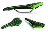 Wholesale New Arrival Road Cycling Bicycle Saddle Carbon Leather Seat Road Bicycles Front Seat Mat