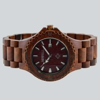 best watches world - High quality new product for gift wood watch best sale all over the world man wrist watch wood watch