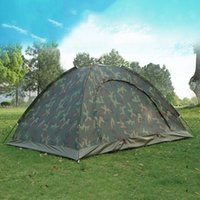 Wholesale 200 cm Folding Single Layer Water proof Double Tent for People Outdoor Beach Camping Travel Tents MA0123