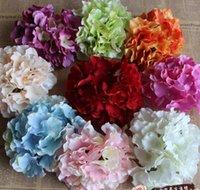 large silk flowers - New big Large cm silk flowers hydrangea High grade simulation DIY flower