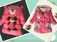 Wholesale 2015 best selling children s cartoon logo hooded jacket children jacket color options JIA751