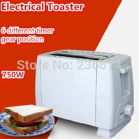 bread oven toaster - professional w breakfast bread cooking automatic toaster oven machine with timer V europe plug