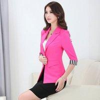 ladies skirt suits - summer style business office uniforms ladies skirt and blazer suits new slim plus size xxxl women work suits multicolor