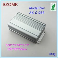 ak case - 1 customizable electronics enclosures for pcb distribution box mm project case wall mount distribution box AK C C64