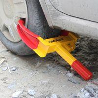 trailer wheel lock - Car Automobile Anti Theft Wheel Lock BOAT Trailer Tires Clamp Anti theft Car Lock