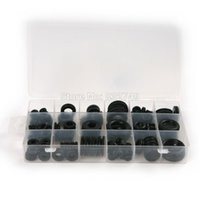 assortment different sizes - 125 Gromment Assortment Different Sizes One Case Rubber O Ring Kit Metric O Ring Seals Set Nitrile Rubber order lt no track