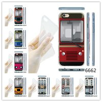 metro phone - Cell Phone Shell Metro Fast Bus Designs Soft Gel Back Case Cover For iphone Plus