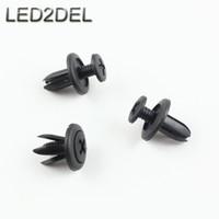 Cheap Plastic Push-Type Bumper Retainer Clip Best Screw Fender Door Trim Panel retainer
