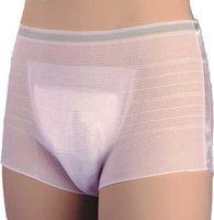Wholesale Elastic net pants adult diaper adult diapers breathable maternity pants puerperal pants m10