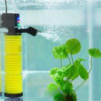 Cheap New 18W 1300L H Water Internal Filter Pump For Aquarium Fish Tank Pond 220-240V #65352