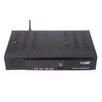 Cheap High Definition TV box DVB-T2 H.264 MPEG4 Digital Video Broadcasting Satellite Tv Receiver Set Top Box for HDTV