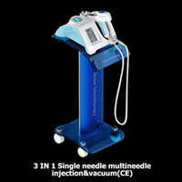 beauty add - Hot sale high quality Portable Add Vaccum Function water Mesotherapy Meso Gun beauty machine ce Approved