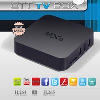 Wholesale Quad Core Android HD18Q Smart TV Box Player Amlogic S805 H G GB XBMC DLNA Miracast TV Media Player