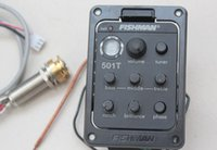 Wholesale quality goods Fishman Presys Bands T Built in Tuner Preamp System of Acoustic Guitar