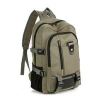 backpack brand names - Superb of you Hot Backpacks Men Backpacks Men s Travel Backpack Canvas Brand Name Classical Design Men Backpack YA80
