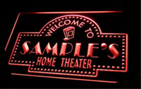 bars theater - tm Name Personalized Custom Home Theater Bar Neon Sign Dropshipping